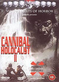 locandina del film NATURA CONTRO - CANNIBAL HOLOCAUST 2