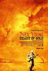 locandina del film NEIL YOUNG: HEART OF GOLD