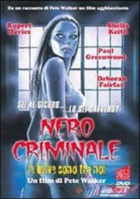 locandina del film NERO CRIMINALE - LE BELVE SONO FRA NOI