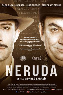 locandina del film NERUDA