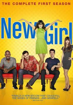 locandina del film NEW GIRL - STAGIONE 1