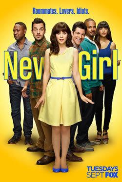 locandina del film NEW GIRL - STAGIONE 4