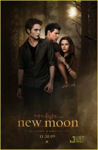 locandina del film TWILIGHT SAGA: NEW MOON
