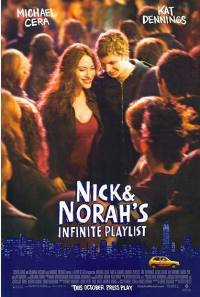 locandina del film NICK & NORAH: TUTTO ACCADDE IN UNA NOTTE