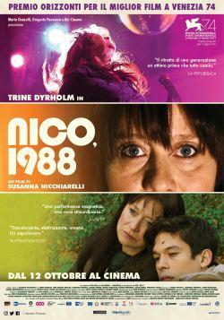 locandina del film NICO, 1988