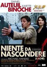 locandina del film NIENTE DA NASCONDERE