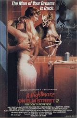 locandina del film NIGHTMARE 2: LA RIVINCITA