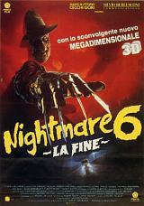 locandina del film NIGHTMARE 6: LA FINE