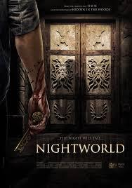 locandina del film NIGHTWORLD