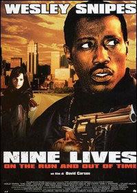 locandina del film NINE LIVES