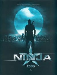 locandina del film NINJA