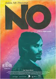 locandina del film NO - I GIORNI DELL'ARCOBALENO