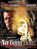 locandina del film NO GOOD DEED