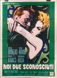 locandina del film NOI DUE SCONOSCIUTI (1960)