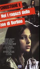 locandina del film NOI I RAGAZZI DELLO ZOO DI BERLINO