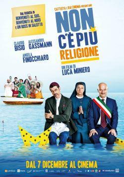 locandina del film NON C'E' PIÙ RELIGIONE