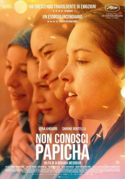 locandina del film NON CONOSCI PAPICHA
