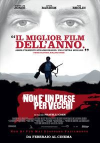 locandina del film NON E' UN PAESE PER VECCHI
