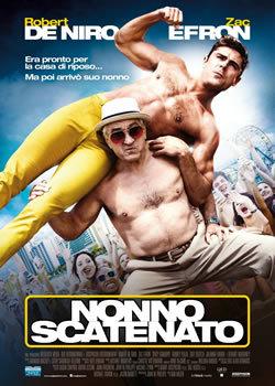 Nonno Scatenato (2016)