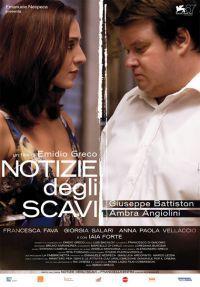 locandina del film NOTIZIE DEGLI SCAVI