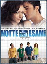 locandina del film NOTTE PRIMA DEGLI ESAMI