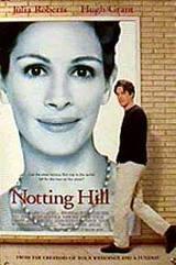 locandina del film NOTTING HILL
