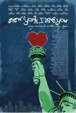 locandina del film NEW YORK, I LOVE YOU
