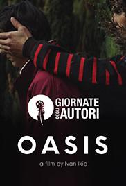 locandina del film OASIS (2020)