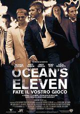 locandina del film OCEAN'S ELEVEN
