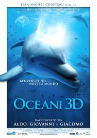 locandina del film OCEANI 3D