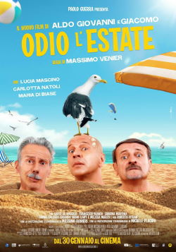 locandina del film ODIO L'ESTATE