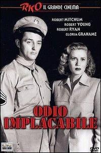 locandina del film ODIO IMPLACABILE