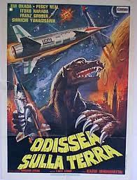 locandina del film ODISSEA SULLA TERRA