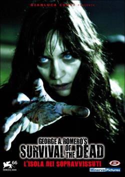 locandina del film SURVIVAL OF THE DEAD - L'ISOLA DEI SOPRAVVISSUTI