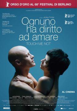 locandina del film OGNUNO HA DIRITTO AD AMARE - TOUCH ME NOT
