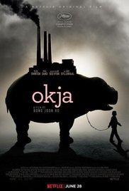 locandina del film OKJA