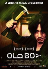 locandina del film OLD BOY