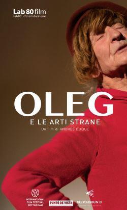 locandina del film OLEG E LE ARTI STRANE
