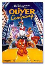 locandina del film OLIVER E COMPANY
