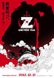 locandina del film ONE PIECE FILM: Z
