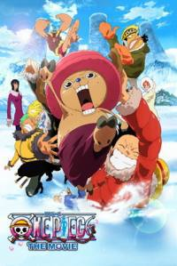 locandina del film ONE PIECE: THE MOVIE