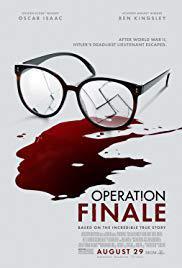 locandina del film OPERATION FINALE