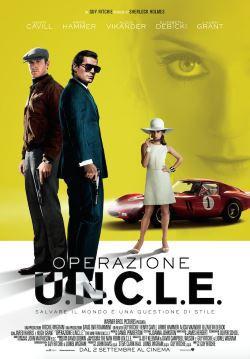 locandina del film OPERAZIONE U.N.C.L.E.