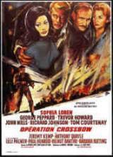 locandina del film OPERAZIONE CROSSBOW