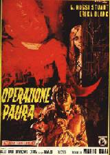 locandina del film OPERAZIONE PAURA