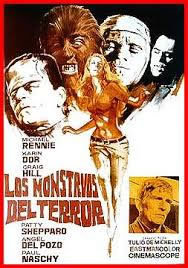 locandina del film OPERAZIONE TERRORE (1970)
