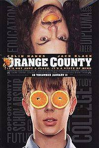locandina del film ORANGE COUNTY