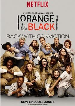 locandina del film ORANGE IS THE NEW BLACK - STAGIONE 2