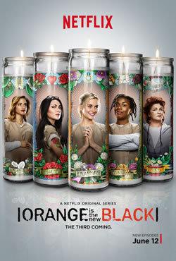 locandina del film ORANGE IS THE NEW BLACK - STAGIONE 3
