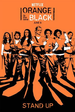 locandina del film ORANGE IS THE NEW BLACK - STAGIONE 5